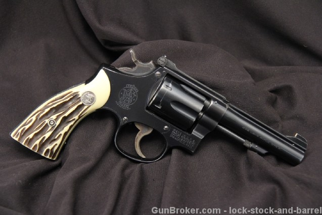 Smith & Wesson S&W K-22 Masterpiece Pre-Model 17 .22 LR Double Action Revolver - 1949 C&R OK