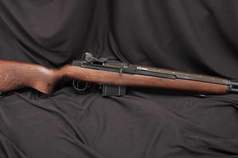 Springfield Armory M1A -- .308 Semi Auto Rifle, Bedded Stock & 90,000 SN.