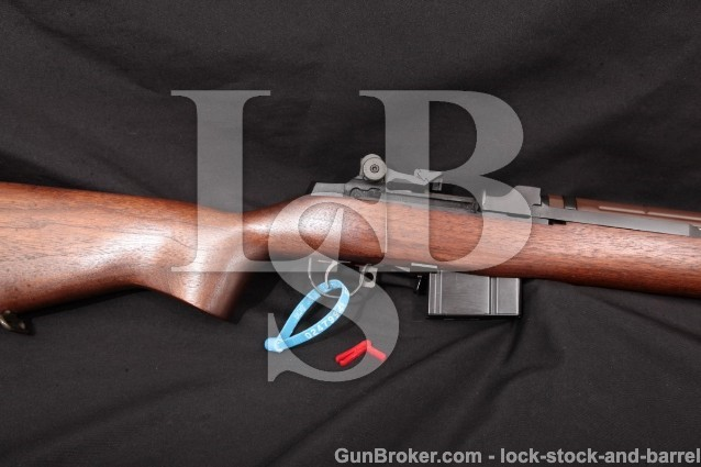 "Springfield Armory M1A Super Match 2010 .308 Win. Parkerized & Stainless 22"" Douglas Semi-Auto Rifle"