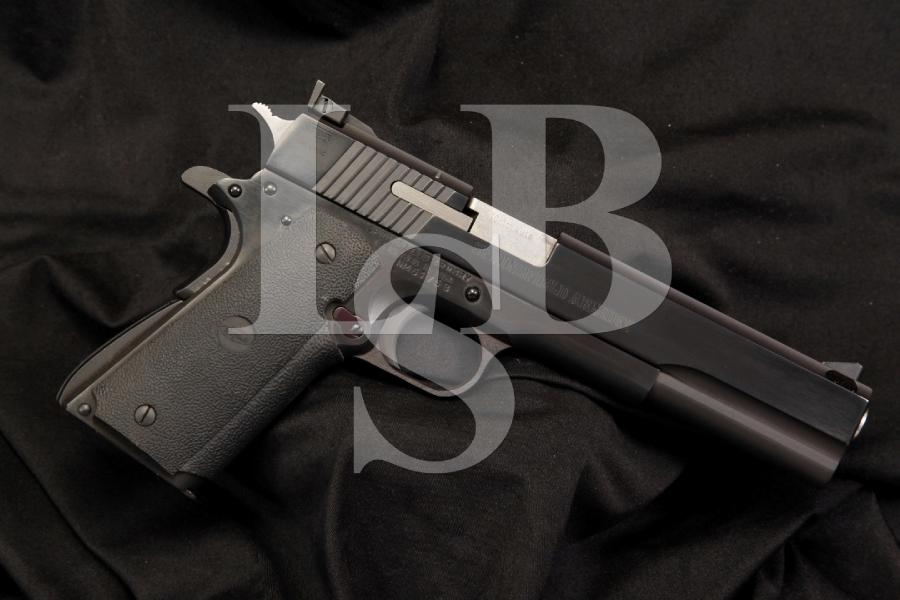 Springfield Model Omega 10mm Norma Semi-Auto Automatic Pistol