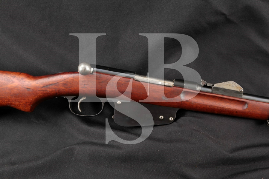 "Steyr Mannlicher Model 1888 / 1890 (M88/90) Straight Pull Infantry Rifle, Blue 30"" Bolt Action, MFD 1888-1896 Antique"