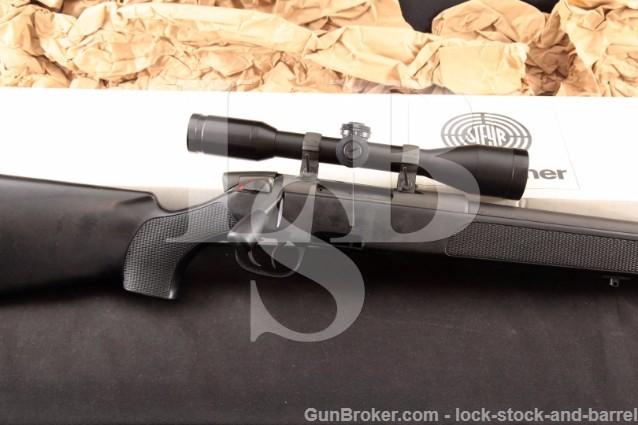 Steyr SSG-PII 69 .308 Win 26 Heavy Barrel Set Trigger Bolt Action Sniper Rifle, Scope & Box