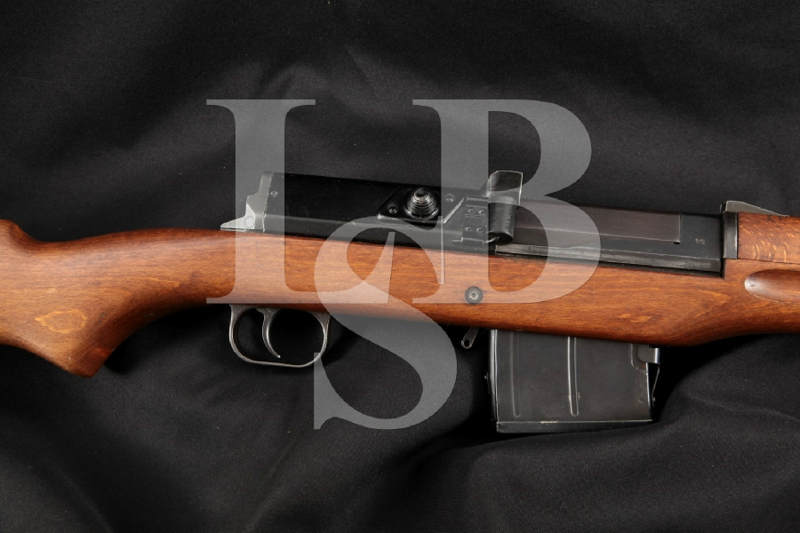 "Swedish Carl Gustafs Ljungman AG42B AG-42, Import Marked, Blue 25 ½"" Rare Semi Auto Rifle MFD 1943 C&R"