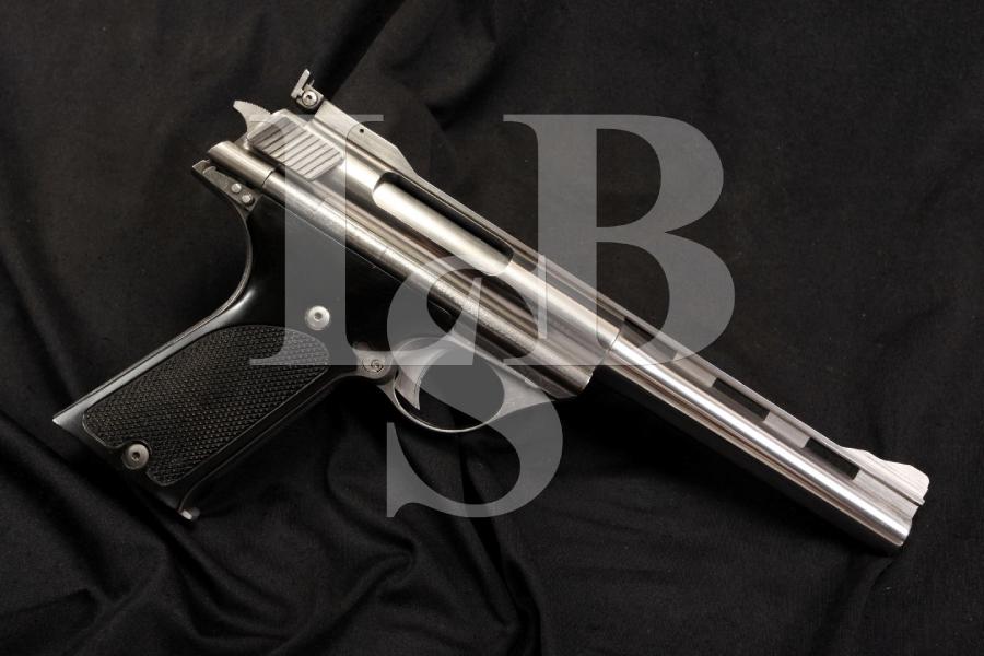 TDE AUTO MAG .44 AMP Model 180 Dirty Harry Gun Semi Automatic Pistol - ATF C&R Listed
