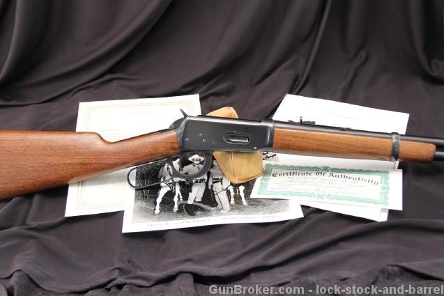 Jay Silverheels, Tonto's Winchester Model 94, 1894 .30-30 WCF Lever Action Rifle - John Hart Provenance