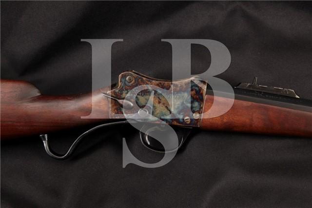 W.W. Greener Ltd. Birmingham Martini-Henry .577/450 Navy Arms S.A. Corp. Falling Block Rifle