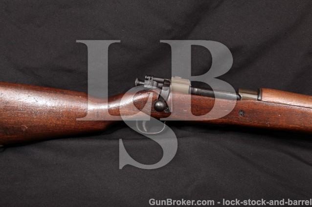 "WWII Remington 1903A4 03-A4 Sniper MFD 1943 Parkerized 24"" Bolt Action Rifle, .30-06 SPRG, C&R"