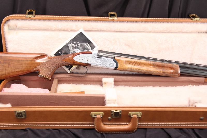 Weatherby Regency Field Grade -- Cased 12 Gauge Over / Under Shotgun - O/U