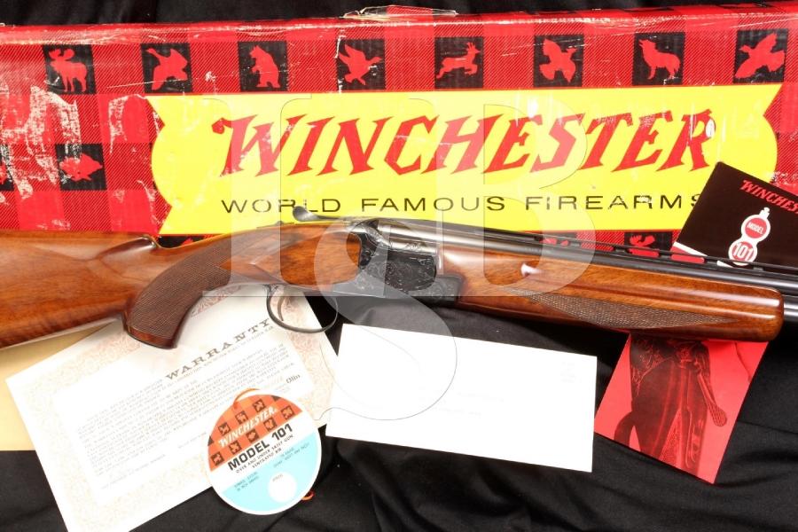 Winchester 101 28 Ga. Gauge O/U Over Under Skeet Shotgun - In The Box