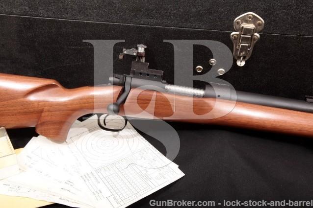 "Winchester 70 Ultra Match Target Blue 26"" .308 Win Medium Heavy Bolt Action Rifle & Freeland Case"