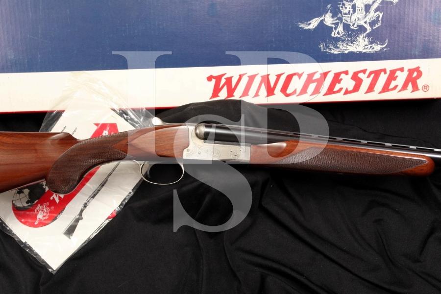 Winchester Model 23 XTR Pigeon Grade 20 Gauge 3 inch SxS Side by Side Shotgun In The Box