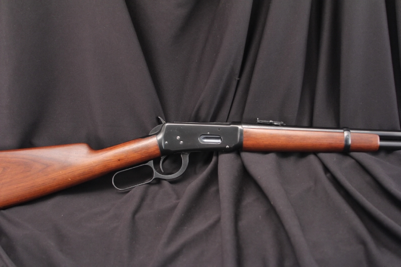 Winchester Model 94 1894 SRC -- .32 WS Lever Action Saddle Ring Carbine - 1926