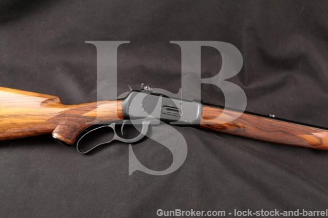 Winchester Pre-64 Model 64 .32 Lever Action Rifle Custom Deluxe Pistol Grip Checkered Stocks 1937