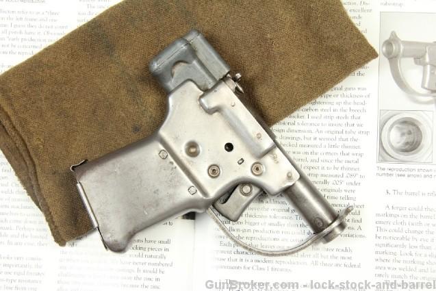 REAL General Motors Guide Lamp Division Liberator WWII .45 ACP FP-45 Liberator Pistol - C&R OK