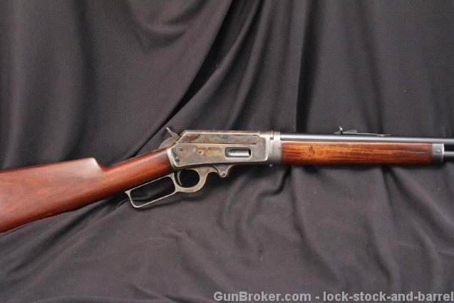 Mint Marlin 1893 .32-40 Win Lever Action Rifle C&R